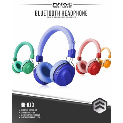 MARVO Bluetooth Headphone HB-13