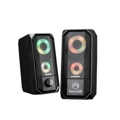 MARVO SG-265 STEREO LED GAMING SPEAKERS