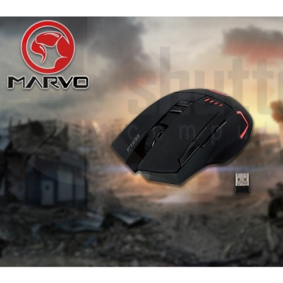 Marvo M720W Gaming Mouse