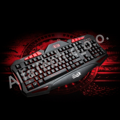 Tastatura Gaming MARVO K650 7 LED lights