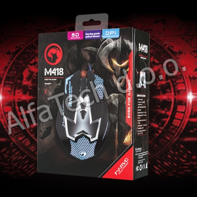Miš Gaming MARVO M418 Wired